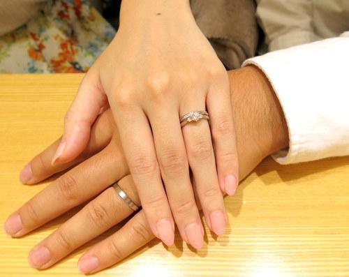 8776d0f8691c まずは結婚指輪の石の種類について、先輩カップルが選んだ結果をみてみましょう。