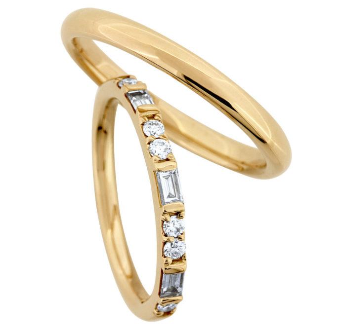 6fcfdad035b6 結婚指輪の素材で一番選ばれているのはプラチナです。 ゆがみや変色しにくいのが大きな魅力です。  きらびやかなダイヤモンドが入っていても、プラチナと同系色なので ...